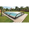 Poolüberdachung: Pool auch im Herbst nutzen