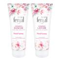 Miss Fenjal's återfukande nyheter karakteriseras av en lyxigt blommig och uppfriskande doft