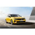 Nya Opel Astra – sportig, elektrifierad och modern