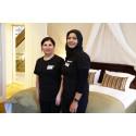 Fra Syrien til Hotel Randers