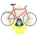 Anmäl din arbetsplats i Vänersborg till konceptet Cykelvänlig arbetsplats 2021