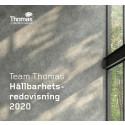 Ambitiösa mål för hållbarhetsarbete ger resultat. Thomas Concrete Group presenterar Hållbarhetsredovisning 2020.