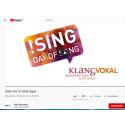 !SING Digital – tausende Aufrufe des digitalen DAY OF SONG auf YouTube