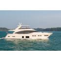 Princess Motor Yacht Sales - London Boat Show: Princess Motor Yacht Sales Launches YachtQuarters