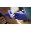 Hög vaccinationstakt i Karlstad
