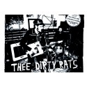 """Thee Dirty Rats: Brazil's two-man tune factory prepare new LP release """"Humans Out"""""""