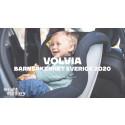 Volvia Barnsäkerhet 2020 - Sverige