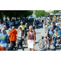 20 000 cyklister kämpade runt Vättern