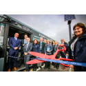 THAMES TRAVEL MARK LAUNCH OF NEW SCIENCE TRANSIT SHUTTLE SERVICE