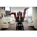 Robotar viktig del av lösningen vid framtida pandemier