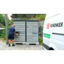 DB Schenker testar ny leveranslösning för paket