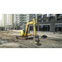 A safe and automatic machine hitch now available for smaller excavators  - Latest innovation from Engcon