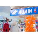 Mumin Pop-up koncept lanseras på Formex!