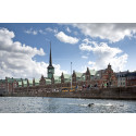 Krüger Stafetten - svøm rundt om Christiansborg