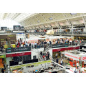 lunch! 2015 opens at the Business Design Centre in London today