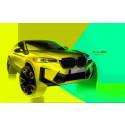 Hankook OE-utrustar modellerna X3 M och X4 M från BMW M med Ventus S1 evo Z