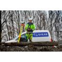 SVEAB Anläggning utför VA-utbyggnad i Norrtälje