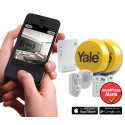 2013 Award Winning Yale Smartphone Alarm - Powerful, Exceptional and installed for you!