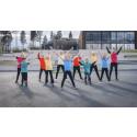 Skolebarn løper «Million mil»