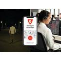 Verisure Guardian – SOS-alarm uansett hvor du befinner deg