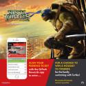 Win a Cowabunga holiday with Teenage Mutant Ninja Turtles 2!