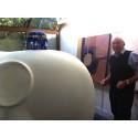 DEVON ARTIST JOINS NATIONWIDE ELEPHANT PARADE