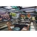 Le Pain Français är en av världens tjugo bäst designade restauranger