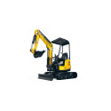 Yanmar Releases ViO17-1 True Zero Tail Swing Excavator with Improved Fuel Efficiency and Serviceability