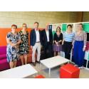 Onderwijs en bedrijfsleven samen voor 'School of the Future'