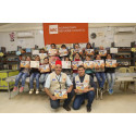 Systematic awards USD 10,000 to inspire hope and the joy of reading in one of the world's largest refugee camps