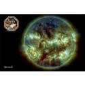 NASA TV HD e NASA TV UHD  trasmessi dai satelliti Eutelsat