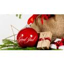 Julgåva till alla medarbetare