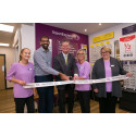 Local MP is guest of honour at opening of new Eastbourne optician