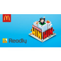 Readly ties up with McDonald's in six-week promotion