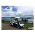 """Yamaha Motor Begins Evaluation Trial of Green Slow Mobility Rental Cars on Teshima Island - Contributing to Easier Travel around the """"Setouchi Triennale 2019 Fall Expansions"""" Host Area -"""