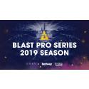 BLAST Pro Series reveal new global season format - Global Final ahead!