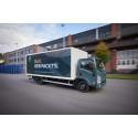 BAX fährt vor: Der neue elektrische Lkw mit herausragender Nutzlast, Reichweite und Variabilität