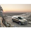 Ford starter produksjonen av nye Kuga. Større SUV med mer avansert teknologi, bedre drivstofføkonomi og fremragende kjøreegenskaper.