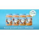 Nestlé NaturNes lastenruoan alkuperää ja valmistusta voi jäljittää nyt entistä tarkemmin