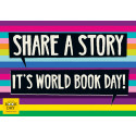 It's World Book Day – let's Share a Million Stories