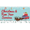 OXFORD BUS COMPANY RUNNING CHRISTMAS DAY AIRPORT SERVICES