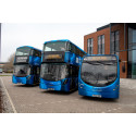 THAMES TRAVEL UNVEILS NEW MILTON PARK BUSES LIVERY AS PART OF BOOST TO SUSTAINABLE TRANSPORT CONNECTIVITY