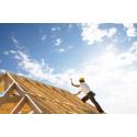 Udbuddet af byggegrunde stiger for første gang i næsten to år