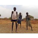 Barna rammes hardt i Sør-Sudan