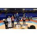 Sølv og bronse til Norge i Taekwondo i Paris