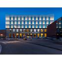 Historisk tapetfabrik inspiration när nytt hotell öppnar