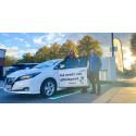 Väsbyhem först ut med elbilspool i Upplands Väsby