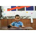 Rädda Barnen släpper nya siffror om världens skolstängningar: Världens skolelever har förlorat en tredjedel av ett skolår