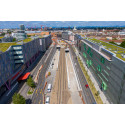 """""""Kriegsstraße"""" tunnel shell is in place: ZÜBLIN-led consortium completes complex large-scale project in Karlsruhe on schedule"""
