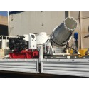 YANMAR Engines Power COVID-19 Disinfection
